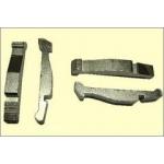 Dujų pistoleto remontinės dalys